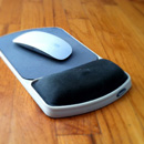 Fellowes Gel Wrist and Mouse Pad