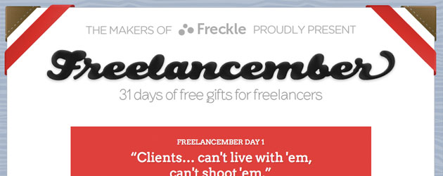 Freelancember