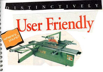 Distinctively User Friendly