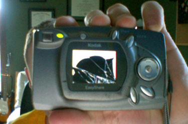 My broke'd camera.