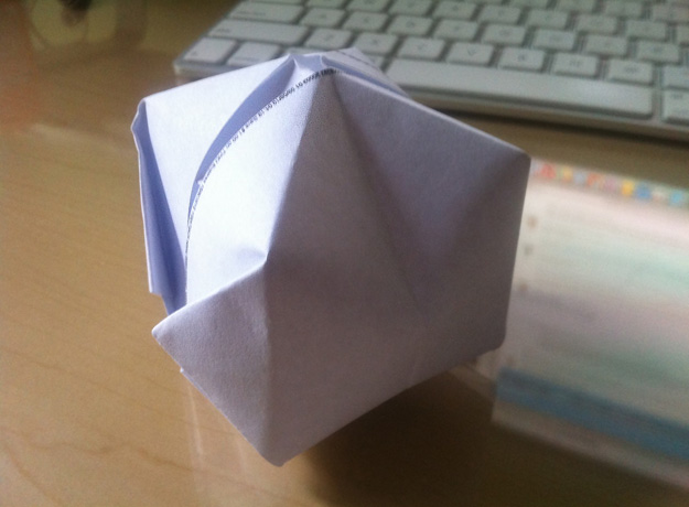 Origami Water Bomb | Jasongraphix - photo#23