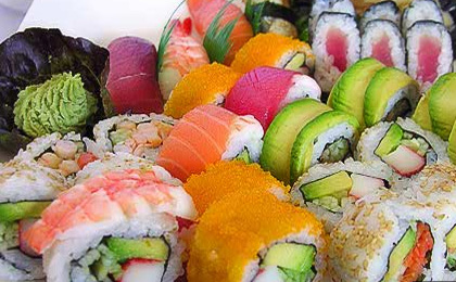Sushi From Publix Jasongraphix
