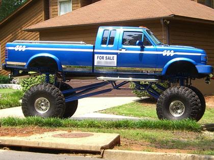 Redneck Bling Truck 1