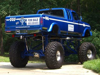 Redneck Bling Truck 2