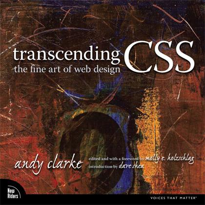 Transcending CSS Cover